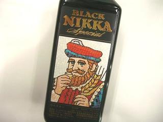 ウイスキー「ブラックニッカスペシャル」ニッカウヰスキー